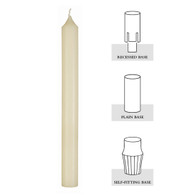 1-1/4 X 25, 51% Beeswax Altar Candle[Box of 6]