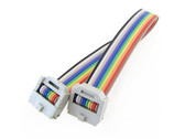 2x5 Pin IDC Ribbon Cable