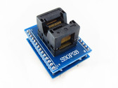 Universal TSSOP28 to DIP28 programming adapter