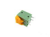 Spring Terminal 5.08mm Pitch (2-Pin)