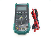 Digital Multimeter - Auto-Ranging Sound/Light Warning