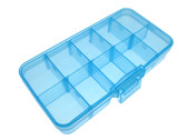 Components SMD Tool Parts Storage Box Case - Blue