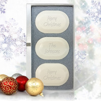 Eco-Luxury Trio - Merry Christmas