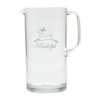 RUDOLPH PITCHER  (Unbreakable)