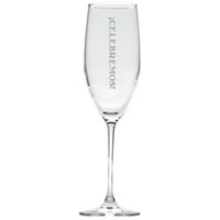 CELEBREMOS CHAMPAGNE FLUTE SET OF 4 (GLASS)