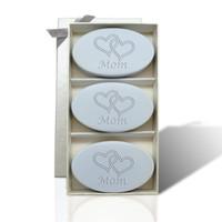 Signature Spa Trio - Wild Blue Lupin: Double Hearts for Mom