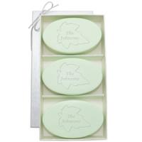 Signature Spa Trio - Green Tea & Bergamot: Personalized Leaf