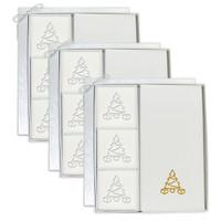 Signature Spa Courtesy Gift Set - Gold Christmas Tree (Set of 3)