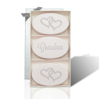 Signature Spa Trio - Satsuma: Grandma Double Heart