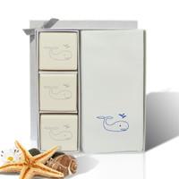 Eco-Luxury Courtesy Gift Set - Blue Whale