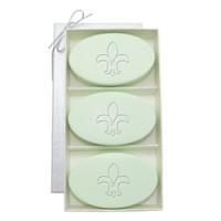 Signature Spa Trio - Green Tea & Bergamot: Fleur De Lis