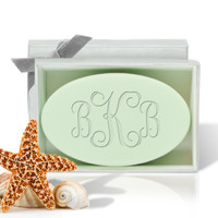 Signature Spa Single Bar - Green Tea & Bergamot: Personalized