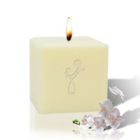 "3"" Soy Pillar Candle - Mother Daughter Embrace"