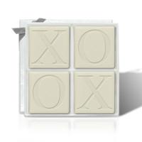 Eco-Luxury Mi-Luxe - Xoxo Motif