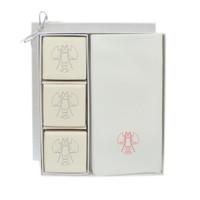Eco-Luxury Courtesy Gift Set - Red Lobster