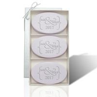 Signature Spa Trio - Lavender: Mr & Mrs 2017
