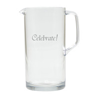 CELEBRATE! PITCHER  (Unbreakable)