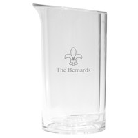 Personalized Iceless Wine Bottle Cooler - Fleur De Lis
