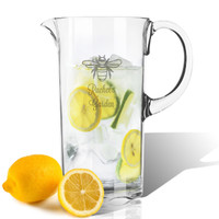 PERSONALIZED BEE PITCHER  (Unbreakable)