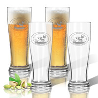 Tritan Pilsner 14 oz (Set of 4) : Wild Game