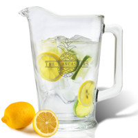 PERSONALIZED SPLIT LETTER PINEAPPLE PITCHER 1