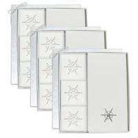 Signature Spa Courtesy Gift Set - Silver Snowflake (Set of 3)