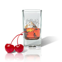ICON PICKER Personalized Shot/Dessert Glass(Prime Design)
