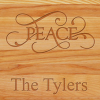 Cutting Board - Personalized (PEACE WITH NAME)