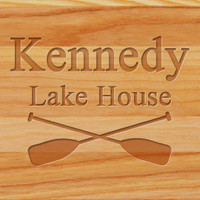 Cutting Board - Personalized (LAKEHOUSE)