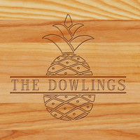 Cutting Board - Personalized (SPLIT PINEAPPLE)