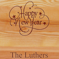 Cutting Board - Personalized (HAPPY NEW YEAR)