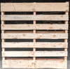 42 in. x 42 in. Used Wood Pallets (Qty of 5 Pallets)