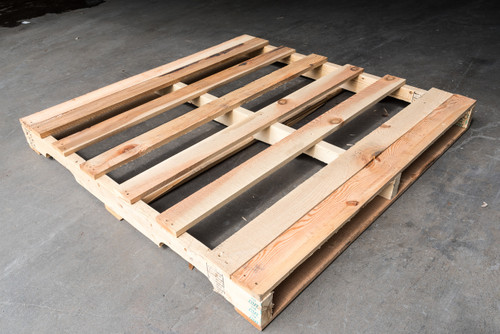 48 in. x 42 in. Used Wood Pallets (Qty of 5 Pallets)