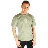 Life is Good Dublin Green Grill Sergeant Hot BBQ T-Shirt Crusher Mens Grilling Cooking Tee Short Sleeve Top