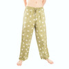 Life is Good Artichoke Green Golf Icon Ball Tee Pajama Lounge Sleep Pants Sleepwear Mens Loungepants PJs Front