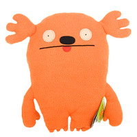Uglydoll Orange Mrs. Kasoogi Ugly 10361 Soft Plush Stuffed Toy Doll