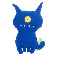 Uglydoll Cool Blue Uglydog Ugly Dog 10401 Rare Soft Plush Stuffed Toy Doll