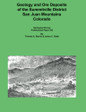 Geology and Ore Deposits of the Summitville District San Juan Mountains CO