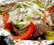 Steak & Cheese Foil Packs