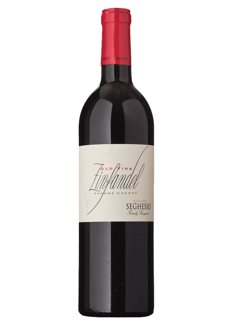 Seghesio Zinfandel Old Vines 2012