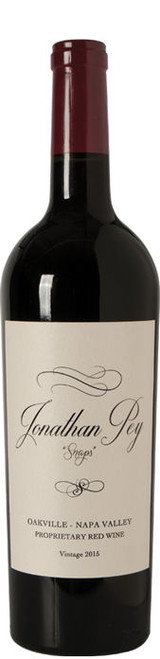 Jonathan Pey 'Snaps' Red Blend 2015
