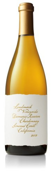 Landmark Vineyards Damaris Reserve Chardonnay 2012