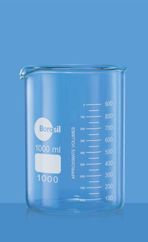 Borosil Low Form Beaker