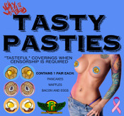 Electrum Tasty Pastie Pack - 1st Edition