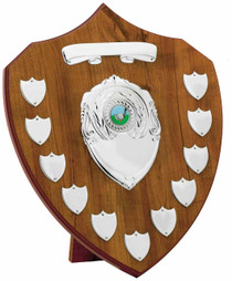 MAPLE 11 YEAR PRESENTATION SHIELD