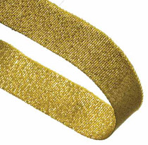 GLITTER GOLD RIBBON