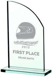 GLASS FLAG AWARD