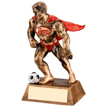 FOOTBALL HERO AWARD