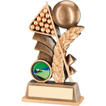 LAUREL SNOOKER AND POOL AWARD