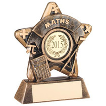 SCHOOL MATHS AWARD